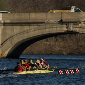The topsy turvy week of the Northeastern Men's Crew Team